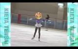 先にフィギュアスケートを始めたのは6歳年上の姉だった(C)TBS