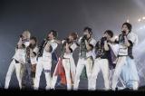 アイドリッシュセブン 1st LIVE「Road To Infinity」より。IDOLiSH7(C)BNOI/アイナナ製作委員会