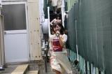 ラストライブを楽しむ乃木坂46の斎藤ちはる