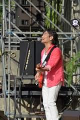 野外ライブツアー『楽園音楽祭2018』で本格復帰したスターダスト・レビューの根本要