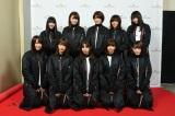 日本テレビ系夏の大型音楽特番『THE MUSIC DAY 伝えたい歌』に出演する欅坂46 (C)日本テレビ