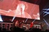 『ジャンプミュージックフェスタ』初日に出演したKANA-BOON