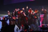 『ジャンプミュージックフェスタ』最終日に出演した欅坂46