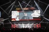 『ジャンプミュージックフェスタ』最終日に出演したRADIOFISH