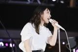 『ジャンプミュージックフェスタ』最終日に出演した家入レオ