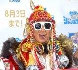 『サマージャンボ宝くじ』『サマージャンボミニ』発売記念イベントに出席したTRF・DJ KOO (C)ORICON NewS inc.