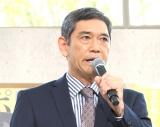 ドラマ『ハゲタカ』の制作発表会見に出席した杉本哲太 (C)ORICON NewS inc.