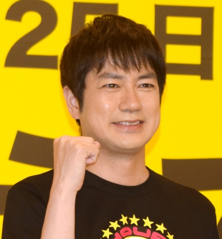 『24時間テレビ41 愛が地球を救う』の記者会見に出席した羽鳥慎一 (C)ORICON NewS inc.