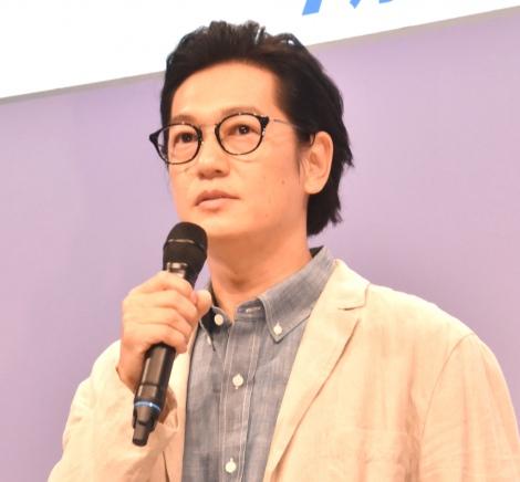 ドラマ『健康で文化的な最低限度の生活』制作発表会に出席した井浦新 (C)ORICON NewS inc.