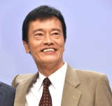 ドラマ『健康で文化的な最低限度の生活』制作発表会に出席した遠藤憲一 (C)ORICON NewS inc.