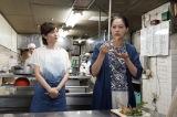 『絶対零度〜未然犯罪潜入捜査〜』第2話にゲスト出演する黒谷友香(右) (C)フジテレビ