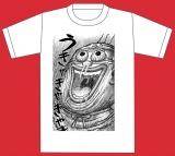 漫☆画太郎氏の作品をTシャツ化した「漫T」 (C)漫☆画太郎/集英社