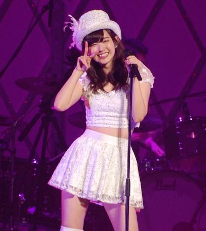 鈴木愛理=『1st LIVE 〜Do me a favor@日本武道館〜』 (C)ORICON NewS inc.