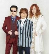 フジテレビ系音楽特番『FNSうたの夏まつり』に出演するTHE ALFEE