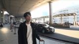 日本人探しの旅でイギリス領グランドケイマン島へ向かう手塚とおる(C)ABC