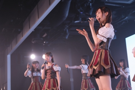 NGT48劇場公演でニューシングルリリース&イベント開催を発表
