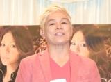 デビュー30周年記念イベント『己を磨く!女は輝く!』の開催会見に出席した神取忍 (C)ORICON NewS inc.