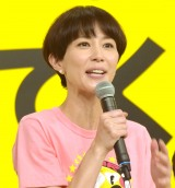 『24時間テレビ41 愛が地球を救う』の記者会見に出席した木村佳乃 (C)ORICON NewS inc.