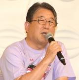 『24時間テレビ41 愛が地球を救う』の記者会見に出席した徳光和夫 (C)ORICON NewS inc.
