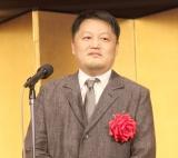 『第42回講談社漫画賞』贈呈式に出席した草水敏氏 (C)ORICON NewS inc.