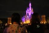 『Celebrate! Tokyo Disneyland』に釘付けのelfin'(エルフィン) (C)oricon ME inc.