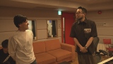 NHK『名曲アルバム』の「おぼろ月夜」でコラボレーションした槇原敬之(右)と横山克(左)(C)NHK