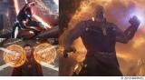 映画『アベンジャーズ/インフィニティ・ウォー』より、アベンジャーズvs最強の敵サノス 驚愕のバトルシーン映像が公開