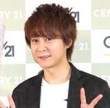 『センチュリー21 新CM発表会』に出席した流れ星・瀧上伸一郎 (C)ORICON NewS inc.
