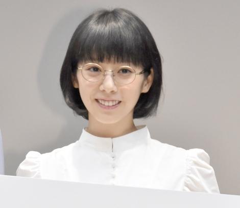 夏帆=連続ドラマJ『グッド・バイ』制作発表会見 (C)ORICON NewS inc.