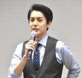 連続ドラマJ『グッド・バイ』制作発表会見に出席した大野拓朗 (C)ORICON NewS inc.