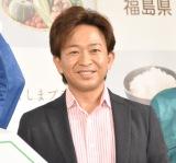 『ふくしまプライド。』新CM発表会に出席した城島茂 (C)ORICON NewS inc.