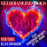 松坂大輔投手への応援ソング「RED SOUL BLUE DRAGON」