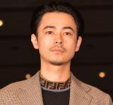 劇場版『コード・ブルー-ドクターヘリ緊急救命-』完成披露試写会舞台あいさつに出席した成田凌 (C)ORICON NewS inc.