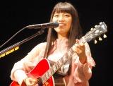 ベストアルバム『miwa THE BEST』発売記念ミニライブイベントの模様 (C)ORICON NewS inc.