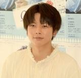 主演舞台『Only You 〜ぼくらのROMEO&JULIET〜』公開ゲネプロに参加した増田貴久 (C)ORICON NewS inc.