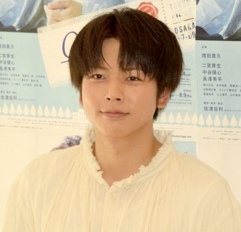 News増田貴久 復帰の小山と再出発誓う 足並みそろえて一歩ずつ Oricon News