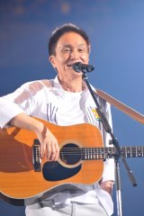テレビ朝日系ドラマ『遺留捜査』(7月12日スタート)主題歌を担当する小田和正