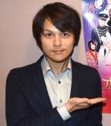 舞台『Entertainment Live Stage「オバケストラ」』の脚本を担当する杉浦タカオ (C)ORICON NewS inc.