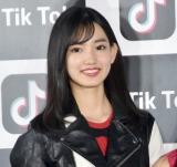 ショートムービーアプリ『Tik Tok』新CM発表会に出席した黒木麗奈 (C)ORICON NewS inc.