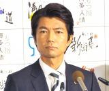 ドラマの見どころをアピールした仲村トオル (C)ORICON NewS inc.