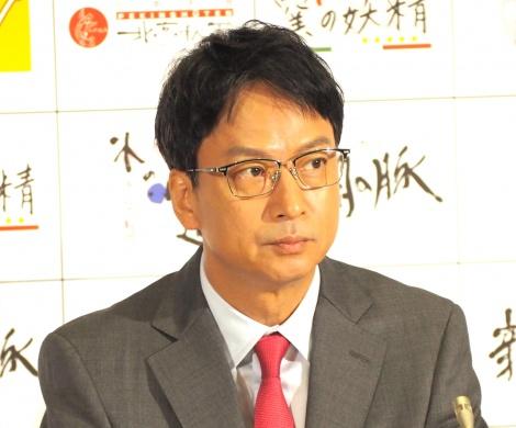 ドラマBiz『ラストチャンス 再生請負人』記者会見に出席した椎名桔平 (C)ORICON NewS inc.