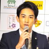 ドラマBiz『ラストチャンス 再生請負人』記者会見に出席した町田啓太 (C)ORICON NewS inc.