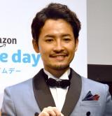 Amazon『プライムデー2018』記者発表会に出席した小柳津林太郎氏 (C)ORICON NewS inc.