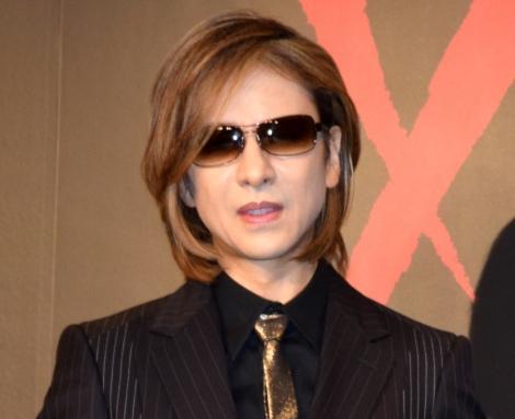「紅」の再来を喜んだX JAPANのYOSHIKI=『Y by Yoshiki』プレミアム新作ワイン発表会(C)ORICON NewS inc.