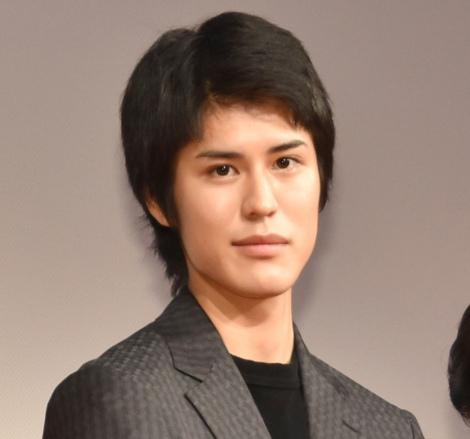 映画『君がまた走り出すとき』の舞台あいさつに出席した寛一郎 (C)ORICON NewS inc.