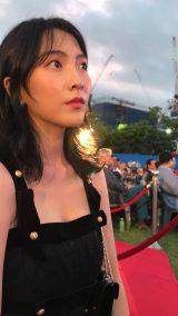 プチョン映画祭に参加した知英