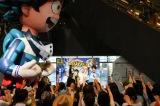 東京スカイツリータウンでアニメ『僕のヒーローアカデミア』声優・山下大輝と石川界人がゲリラトークショーを開催