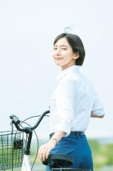 """吉岡里帆、一足早く""""義経えみる"""""""