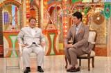 たけしと共演、2度目でも松岡は大緊張!?(C)テレビ朝日