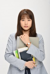 有村架純、朝ドラぶりの連ドラ主演 (18年07月16日)